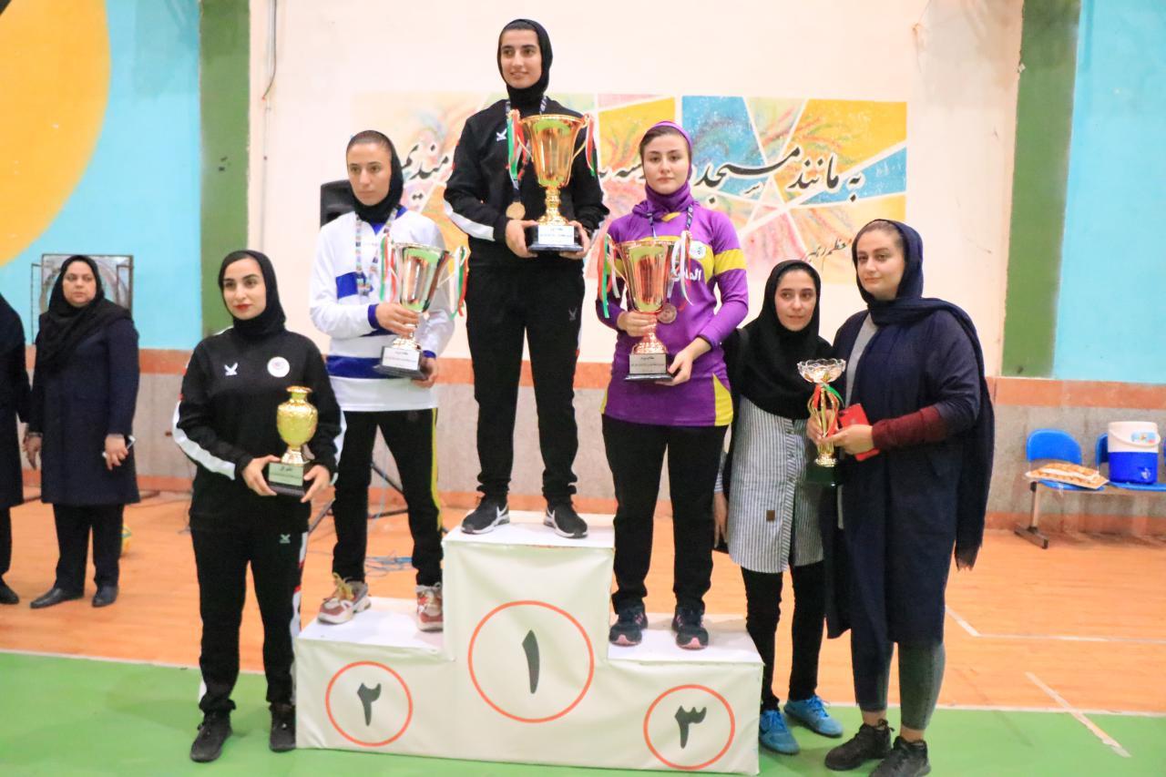 لیگ برتر جوانان فوتسال بانوان