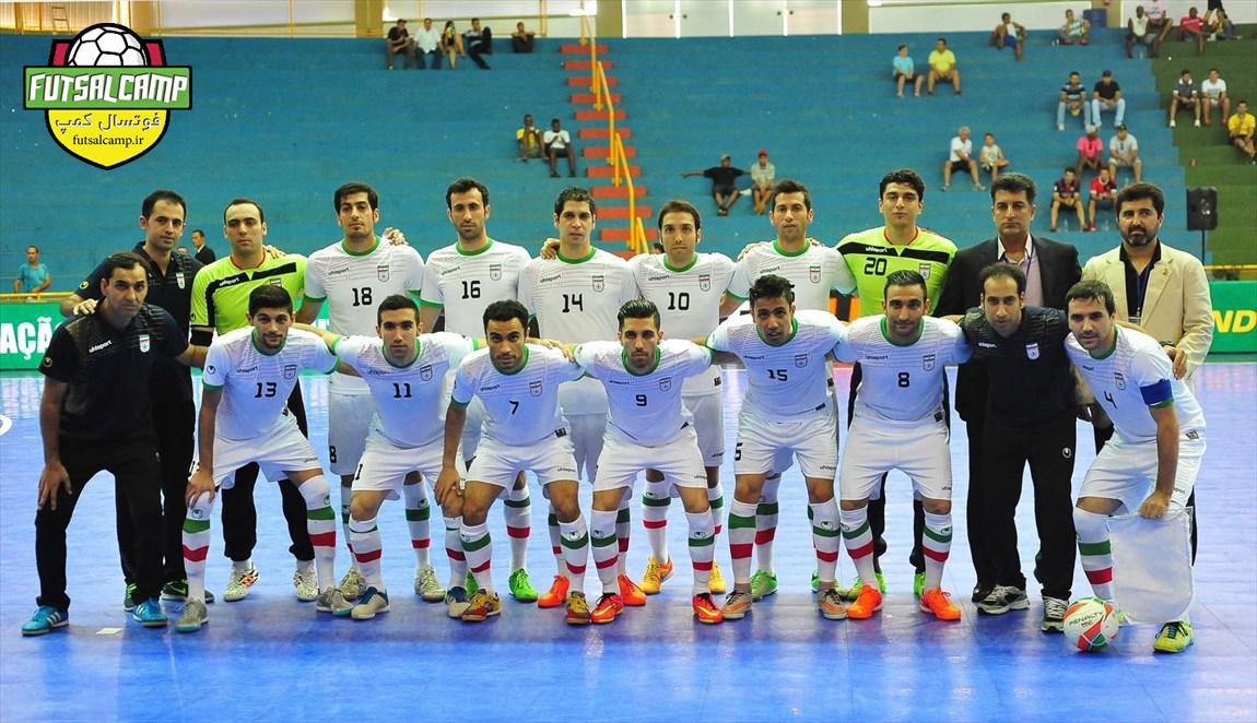 تیم ملی فوتسال ایران عازم مسابقات مقدماتی قهرامانی آسیا