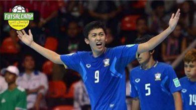 تیم ملی فوتسال تایلند قهرمان شد