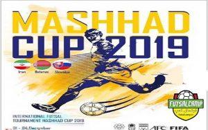 تورنمنت مشهد کاپ 2019
