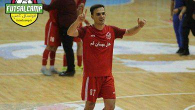طاها نعمتیان :ناظم الشریعه هوای بازیکنان جدید را دارد