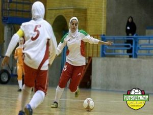 تیم ملی فوتسال دختران زیر 20 سال