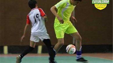 تست پزشکی فوتسال نوجوانان تهران
