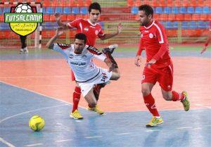 تیم فوتسال ارژن شیراز