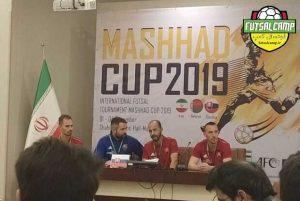 نشست تورنمنت مشهد کاپ 2019