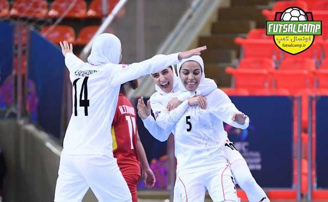 کویت،تنها نامزد میزبانی مسابقات فوتسال بانوان آسیا