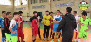 پایان لیگ دسته اول فوتسال جوانان
