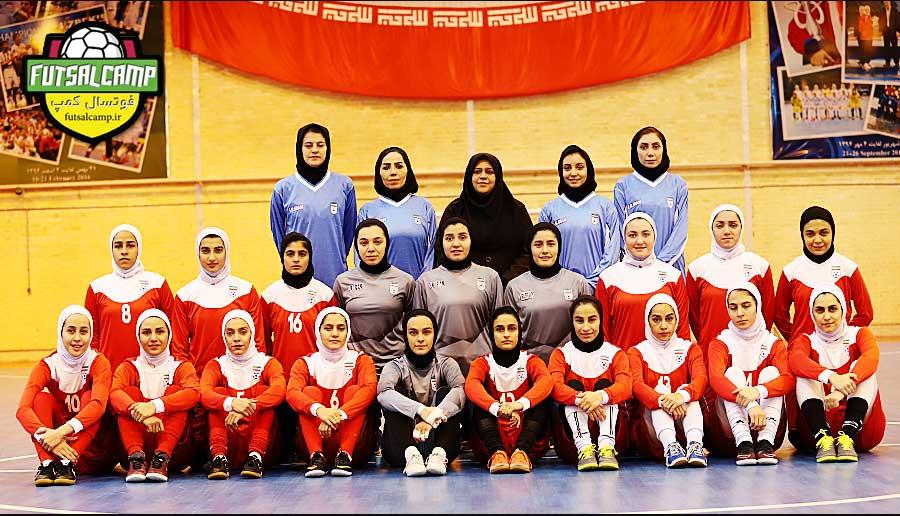 اردو تیم ملی فوتسال بانوان