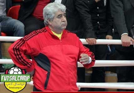 حسین شمس عضو جدید کمیته فنی فوتسال