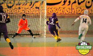 لیگ برتر فوتسال بانوان