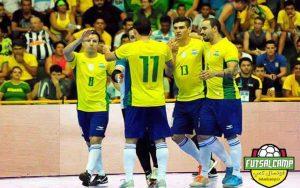 تیم ملی فوتسال برزیل