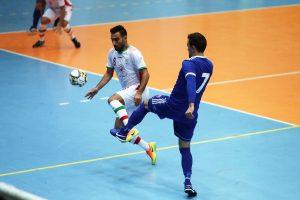 بازی تیم های ملی ایران و اسلوواکی
