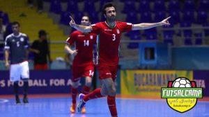 تیم ملی فوتسال در جام جهانی