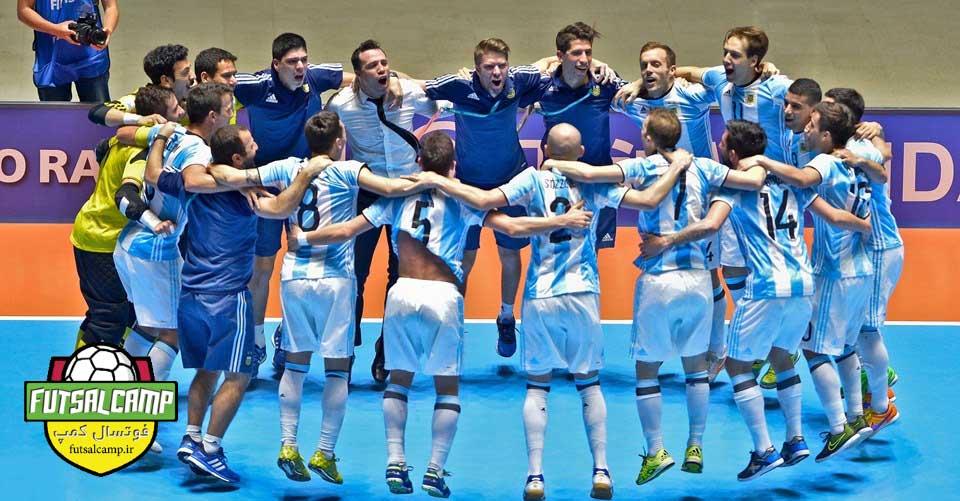 تیم ملی فوتسال آرژانتین
