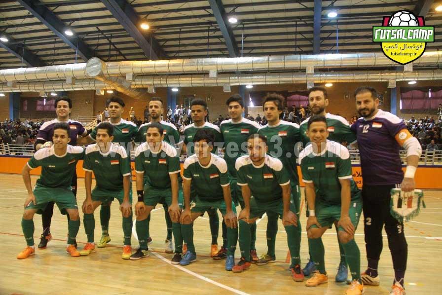 تیم ملی فوتسال عراق