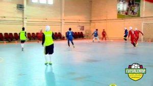 تیم ملی فوتسال زیر 20 سال بانوان