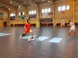 تمرینات دختران زیر20 سال در مرکز ملی فوتبال
