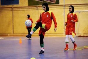 تیم ملی فوتسال زیر 20 سال بانوان ایران
