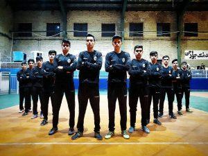 برترینهای هفته ششم لیگ فوتسال نوجوانان تهران در گروه اول
