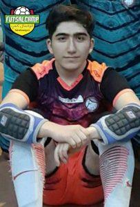 برترین بازیکن لیگ فوتسال جوانان