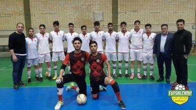 برترینهای هفته ششم لیگ جوانان تهرات