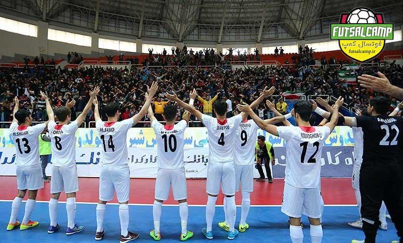 تیم ملی فوتسال ایران