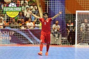 مسابقات قهرمانی فوتسال آسیا