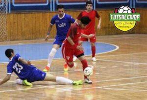 برنامه بازی های باقیمانده از لیگ دسته اول فوتسال
