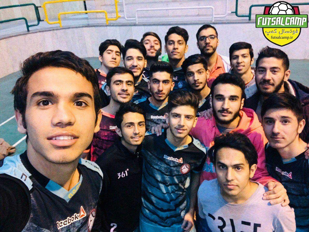 لیگ فوتسال نوجوانان تهران
