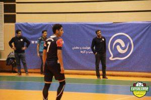 محمد نبئی،علی محمدی روزبهانی و رضا بختیاری
