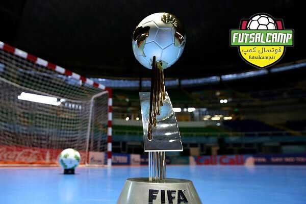 تعویق جام جهانی فوتسال