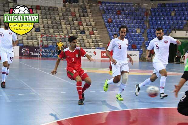 تیم ملی فوتسال عمان