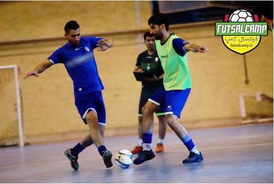 اردو تیم ملی فوتسال پابرجاست.