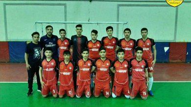 برترینهای هفته نهم فوتسال نوجوانان تهران