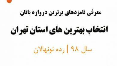 نامزدهای برترین دروازه بانان سال 98 لیگ فوتسال نونهالان تهرات